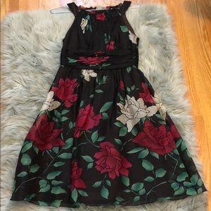 Beautiful formal floral dress